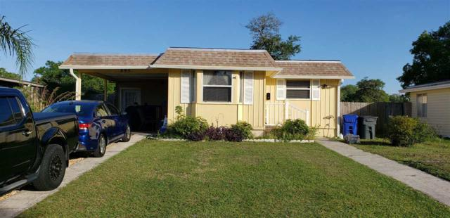 895 Palermo, St Augustine, FL 32086 (MLS #187062) :: Tyree Tobler | RE/MAX Leading Edge