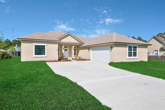 334 S Churchill Drive, St Augustine, FL 32086 (MLS #187068) :: Florida Homes Realty & Mortgage