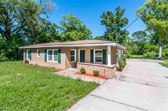 1480 W Street, St Augustine, FL 32084 (MLS #187078) :: Tyree Tobler | RE/MAX Leading Edge