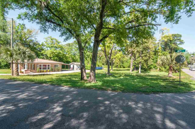 0 Leo Street, St Augustine, FL 32084 (MLS #187079) :: Florida Homes Realty & Mortgage