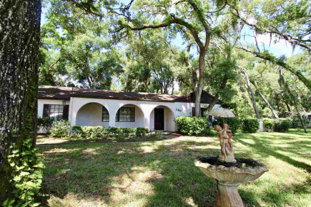 130 Linden Rd, St Augustine, FL 32086 (MLS #187103) :: Memory Hopkins Real Estate