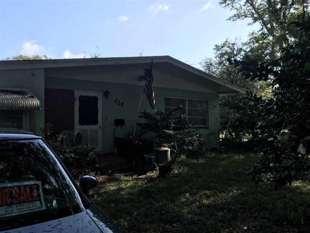 225 Madrid Street, St Augustine Beach, FL 32080 (MLS #187107) :: Tyree Tobler | RE/MAX Leading Edge