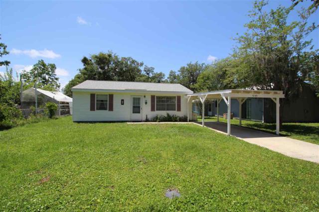4249 Maine Street, Elkton, FL 32033 (MLS #187154) :: Florida Homes Realty & Mortgage