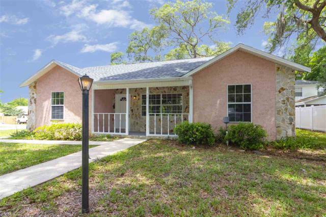 501 Saint Augustine South Dr, St Augustine, FL 32086 (MLS #187179) :: Memory Hopkins Real Estate