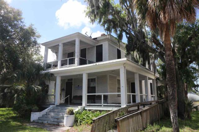 124 King Street, St Augustine, FL 32084 (MLS #187244) :: Tyree Tobler | RE/MAX Leading Edge