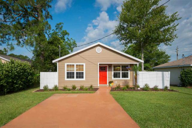 2991 Bay St, St Augustine, FL 32084 (MLS #187278) :: Florida Homes Realty & Mortgage