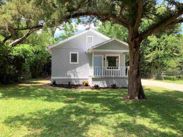 16 Avery St, St Augustine, FL 32084 (MLS #187287) :: Tyree Tobler | RE/MAX Leading Edge