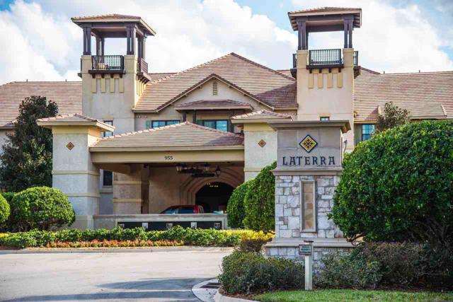 945 Registry Blvd #206, St Augustine, FL 32092 (MLS #187320) :: Tyree Tobler | RE/MAX Leading Edge
