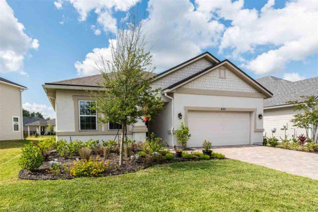 444 Tumbled Stone Way, St Augustine, FL 32086 (MLS #187358) :: Tyree Tobler | RE/MAX Leading Edge