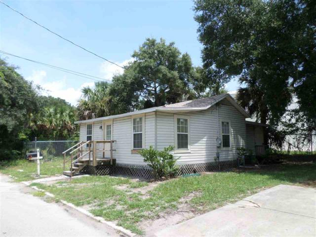 5 Travis Lane, St Augustine, FL 32084 (MLS #187386) :: Tyree Tobler | RE/MAX Leading Edge