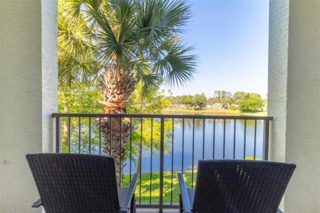 3015 Aqua Vista Lane #19-203 19-203, St Augustine, FL 32084 (MLS #187404) :: Florida Homes Realty & Mortgage