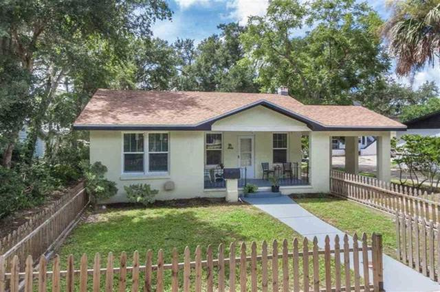 11 Sylvan Drive, St Augustine, FL 32084 (MLS #187486) :: Tyree Tobler | RE/MAX Leading Edge