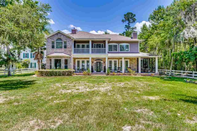 140 River Plantation Rd N, St Augustine, FL 32092 (MLS #187500) :: Florida Homes Realty & Mortgage