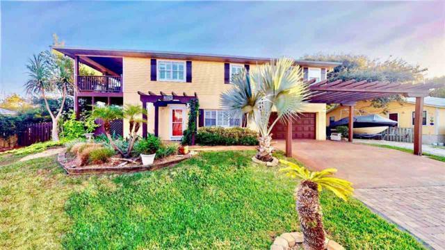 209 12th Street, St Augustine Beach, FL 32080 (MLS #187541) :: Noah Bailey Real Estate Group