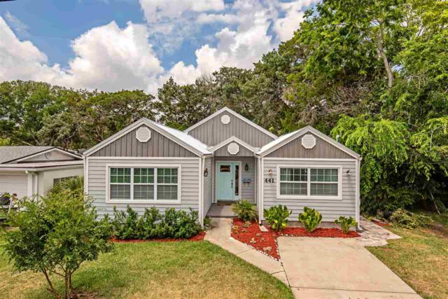 441 Arricola Avenue, St Augustine, FL 32080 (MLS #187546) :: Florida Homes Realty & Mortgage
