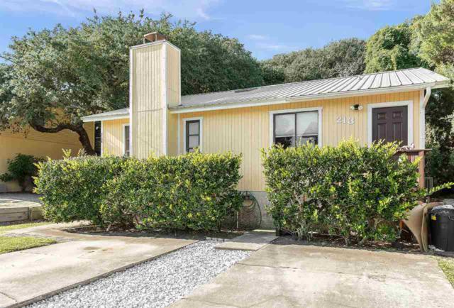 213 12th Street, St Augustine Beach, FL 32080 (MLS #187583) :: Tyree Tobler | RE/MAX Leading Edge