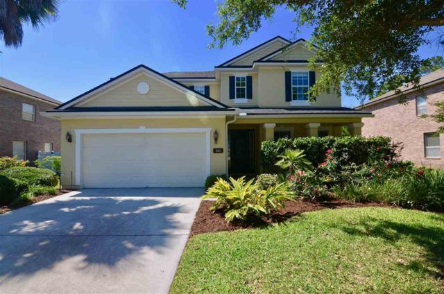 382 Hefferon Dr, St Augustine, FL 32084 (MLS #187604) :: Tyree Tobler | RE/MAX Leading Edge