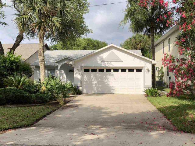 2012 S Flagler Ave, Flagler Beach, FL 32136 (MLS #187605) :: Tyree Tobler | RE/MAX Leading Edge