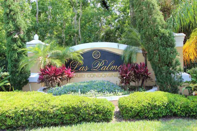 1011 Bella Vista Bl 5-101, St Augustine, FL 32084 (MLS #187645) :: Tyree Tobler | RE/MAX Leading Edge