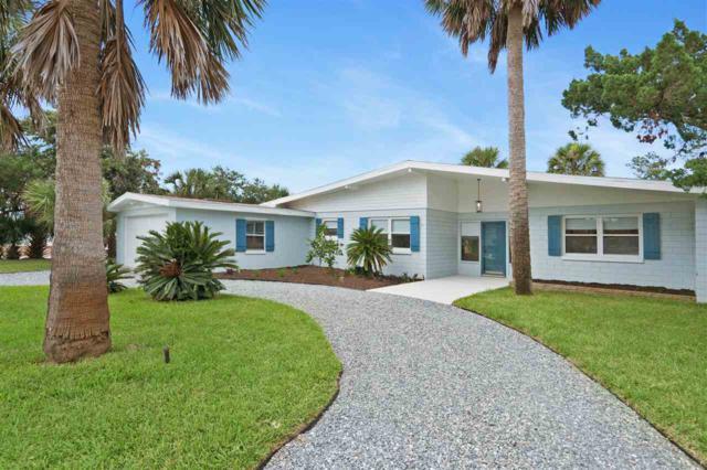 91 Ocean, St Augustine, FL 32080 (MLS #187651) :: Tyree Tobler   RE/MAX Leading Edge