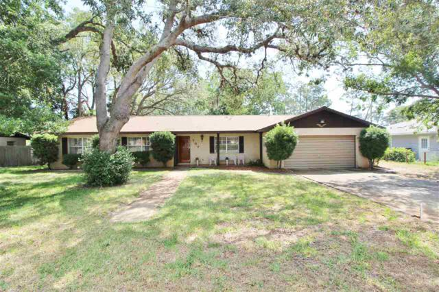 707 Queen Rd, St Augustine, FL 32086 (MLS #187683) :: Tyree Tobler | RE/MAX Leading Edge