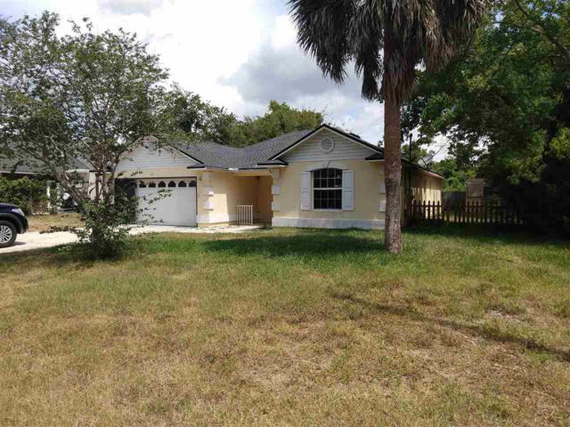 201 Warbler Rd, St Augustine, FL 32086 (MLS #187695) :: Tyree Tobler | RE/MAX Leading Edge