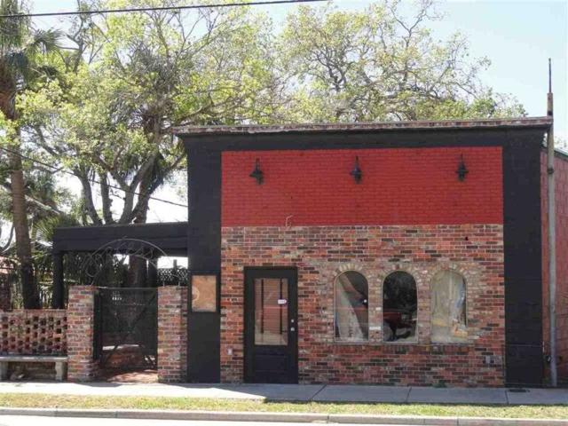 172 San Marco Ave., St Augustine, FL 32084 (MLS #187702) :: Tyree Tobler | RE/MAX Leading Edge