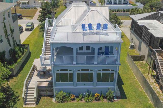 5224 Medoras Ave, St Augustine, FL 32080 (MLS #187718) :: Tyree Tobler   RE/MAX Leading Edge