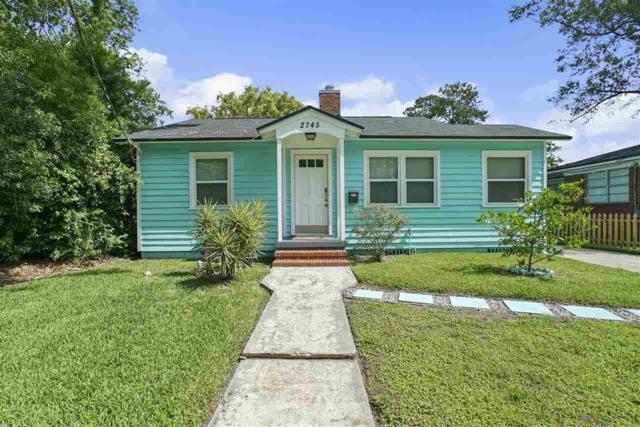 2745 Myra St, Jacksonville, FL 32205 (MLS #187728) :: Tyree Tobler   RE/MAX Leading Edge