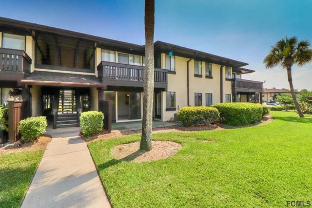 54 Club House Drive #102, Palm Coast, FL 32137 (MLS #187767) :: 97Park
