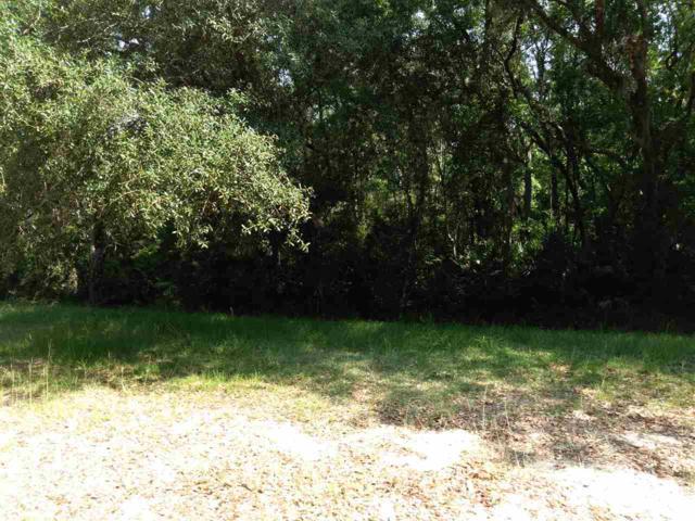 Lot 16 Waites Dr, Florahome, FL 32140 (MLS #187769) :: Tyree Tobler | RE/MAX Leading Edge