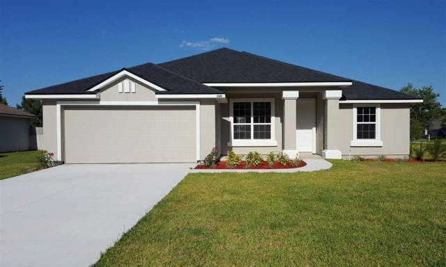 223 N Prairie Lakes Drive, St Augustine, FL 32084 (MLS #187771) :: Tyree Tobler   RE/MAX Leading Edge
