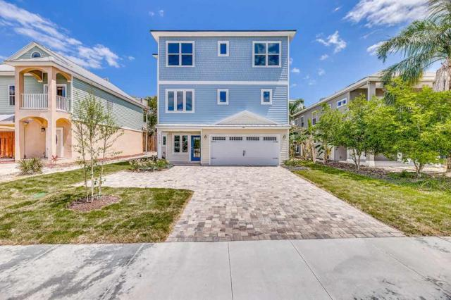 5554 S A1a, St Augustine, FL 32080 (MLS #187861) :: Tyree Tobler   RE/MAX Leading Edge