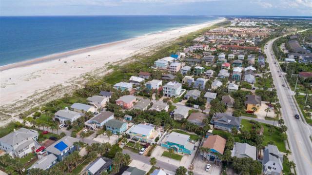 11 B Street, St Augustine Beach, FL 32080 (MLS #187889) :: Tyree Tobler | RE/MAX Leading Edge