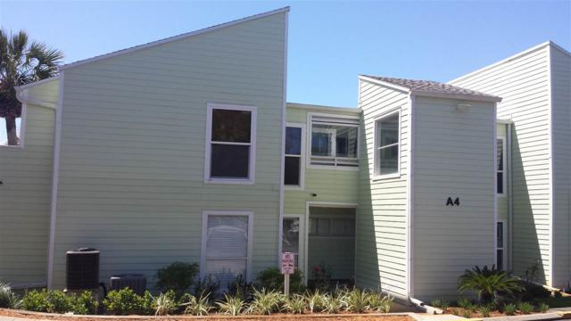 6300 A1a S #A4-1U, St Augustine, FL 32080 (MLS #187891) :: Tyree Tobler | RE/MAX Leading Edge