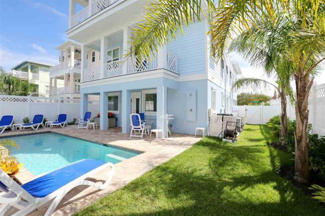 16 F Street, St Augustine Beach, FL 32080 (MLS #187916) :: Tyree Tobler | RE/MAX Leading Edge