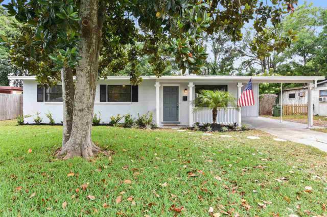 1212 15th Ave. N, Jacksonville Beach, FL 32250 (MLS #187943) :: Tyree Tobler | RE/MAX Leading Edge