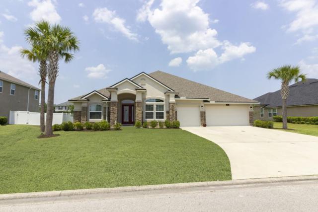 156 E Positano Ave, St Augustine, FL 32092 (MLS #187944) :: Noah Bailey Real Estate Group
