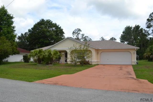 33 White House Drive, Palm Coast, FL 32164 (MLS #187957) :: Tyree Tobler | RE/MAX Leading Edge