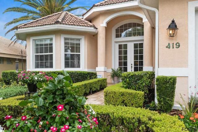 419 Long Cove Road, Ormond Beach, FL 32174 (MLS #187964) :: Tyree Tobler | RE/MAX Leading Edge