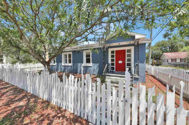 56 Saragossa Street, St Augustine, FL 32084 (MLS #188007) :: Tyree Tobler | RE/MAX Leading Edge