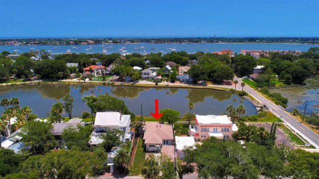 155 Washington St, St Augustine, FL 32084 (MLS #188044) :: Ancient City Real Estate