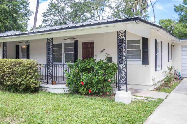56 Valencia, St Augustine, FL 32084 (MLS #188064) :: Ancient City Real Estate