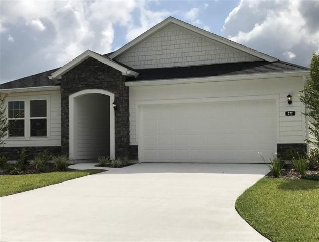377 Montiano Circle, St Augustine, FL 32084 (MLS #188078) :: Tyree Tobler | RE/MAX Leading Edge