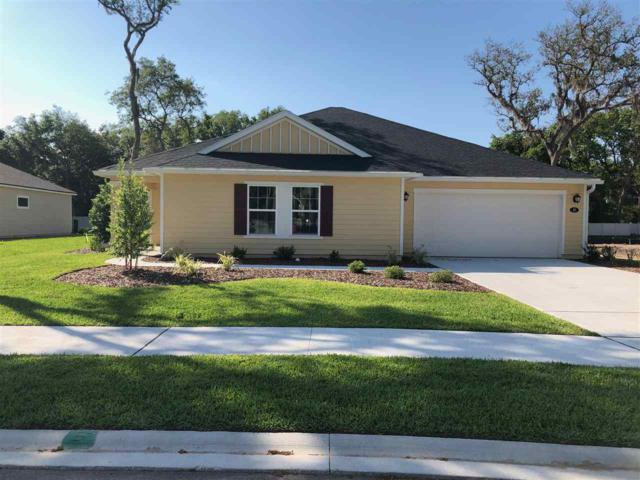 45 Coastal Village Ln, St Augustine, FL 32095 (MLS #188094) :: Tyree Tobler | RE/MAX Leading Edge