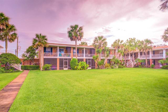 22 Comares Ave #5C 5C, St Augustine, FL 32080 (MLS #188115) :: Ancient City Real Estate