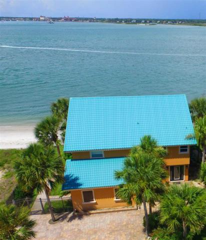 317 Porpoise Point Dr, St Augustine, FL 32084 (MLS #188126) :: Ancient City Real Estate