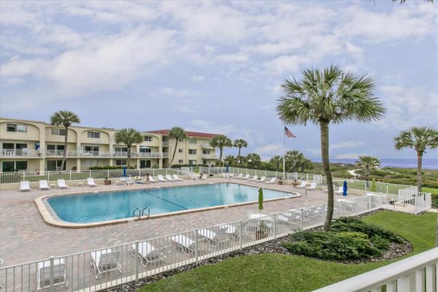 1 Ocean Trace #115, St Augustine Beach, FL 32080 (MLS #188140) :: Tyree Tobler | RE/MAX Leading Edge