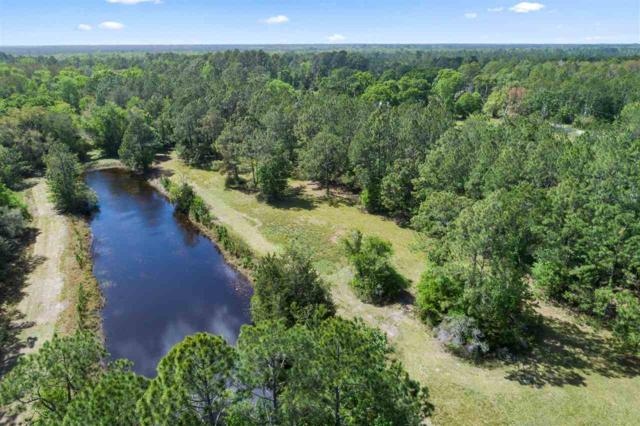 2085 Carter Rd, St Augustine, FL 32084 (MLS #188175) :: Ancient City Real Estate