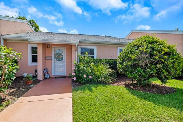 4 Ocean Trace Rd #6, St Augustine Beach, FL 32080 (MLS #188204) :: Ancient City Real Estate